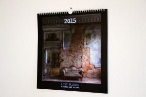 Fotokalender Lost Places